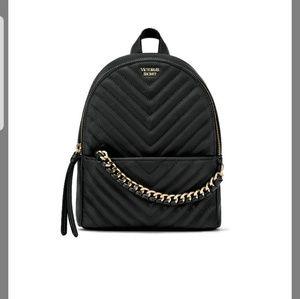 Victoria's Secret Mini Vquilt Backpack